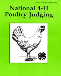 National 4-H Poultry Judging Cover