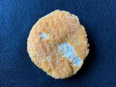 Figure 1 - Chicken patty with a continuous void greater than ½ inch in diameter